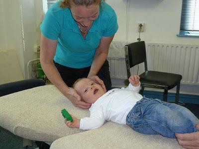 Babys Chiropractie Wassenaar